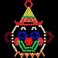 Lite Brite - The Classic Clown by Benjamin Yeager