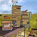 Literary Levels by Betsy Knapp