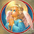Little Angel by Zorina Baldescu