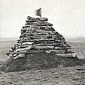 Little Bighorn Monument by Granger