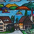 Little Bit Of Swiss by Monica Engeler