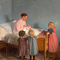 Little Brother by Anna Ancher