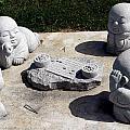 Little Buddha Boys by Jeff Lowe