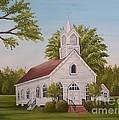Little Chapel by Valerie Carpenter