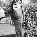 Little Chimbu Girl Papua New Guinea by Peter Skinner The Ian Skinner Collection