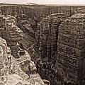 Little Colorado River Overlook by Dan Sproul