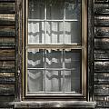 Little Cottage Window by Kristia Adams