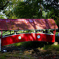 Little Covered Bridge by Bill Cannon