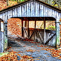 Little Covered Bridge II by Debbi Granruth