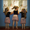 Little Dancing Dreamers by Doug Kreuger