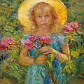 Little Flower Girl by Diane Leonard