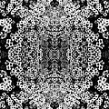 Little Flower Kaleidoscope by Andy Prendy
