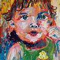 Little Girl by Niceliz Howard