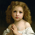 Little Girl by William-Adolphe Bouguereau
