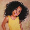 Little Girl by Ylli Haruni