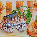 Little Harvest Wagon by Elaine Duras
