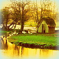 The Geese Have A Little House By The Flood by Hilde Widerberg