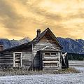 Little House On The Prairie by Wayne Sherriff