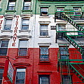 Little Italy Nyc by Aneurin  Production