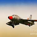 Little Jet-fighter by Nick  Biemans
