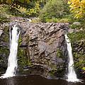 Little Manitou Falls Autumn 2 by John Brueske