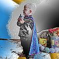 Little Prince Ninja by Feile Case