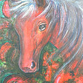 Little Red Horse by Sheri Lauren