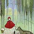 Little Red Riding Hood, Artwork by British Library