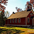 Little Red School House by Ms Judi