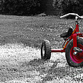 Little Red Trike by Jai Johnson