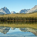 Little Redfish Lake by For Ninety One Days