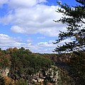 Little River Canyon Alabama by Mountains to the Sea Photo