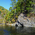 Little River Near Cades Cove by Steve Samples