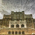 Little Rock Central High Reflecting Upon The Past by Jason Politte