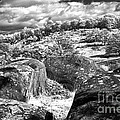 Little Roundtop Overlooking Devils Den by Paul W Faust -  Impressions of Light