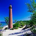 Little Sable Lighthouse by David Davis