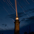 Little Sable Lighthouse by Steve Gadomski