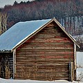 Little Shed In The Valley by Lowell Stevens
