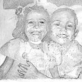 Little Sister by Rebecca Christine Cardenas