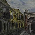 Little Town Corner by Jaime Rodriguez-raigoza