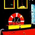 Little Tug by Jeffery L Bowers