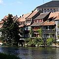 Little Venice - Bamberg - Germany by Christiane Schulze Art And Photography