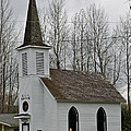Little White Church by Tikvah's Hope