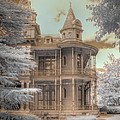 Littlefield Mansion by Jane Linders