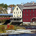 Littleton Gristmill by Jim  Wallace