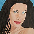 Liv Tyler Painting Portrait by Jeepee Aero