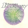 Live Creatively by Sally Penley