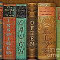 Live-laugh-love-books by Jean Plout