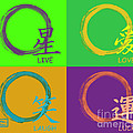 Live Love Laugh Luck by To-Tam Gerwe