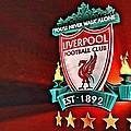 Liverpool Football Club Poster by Florian Rodarte